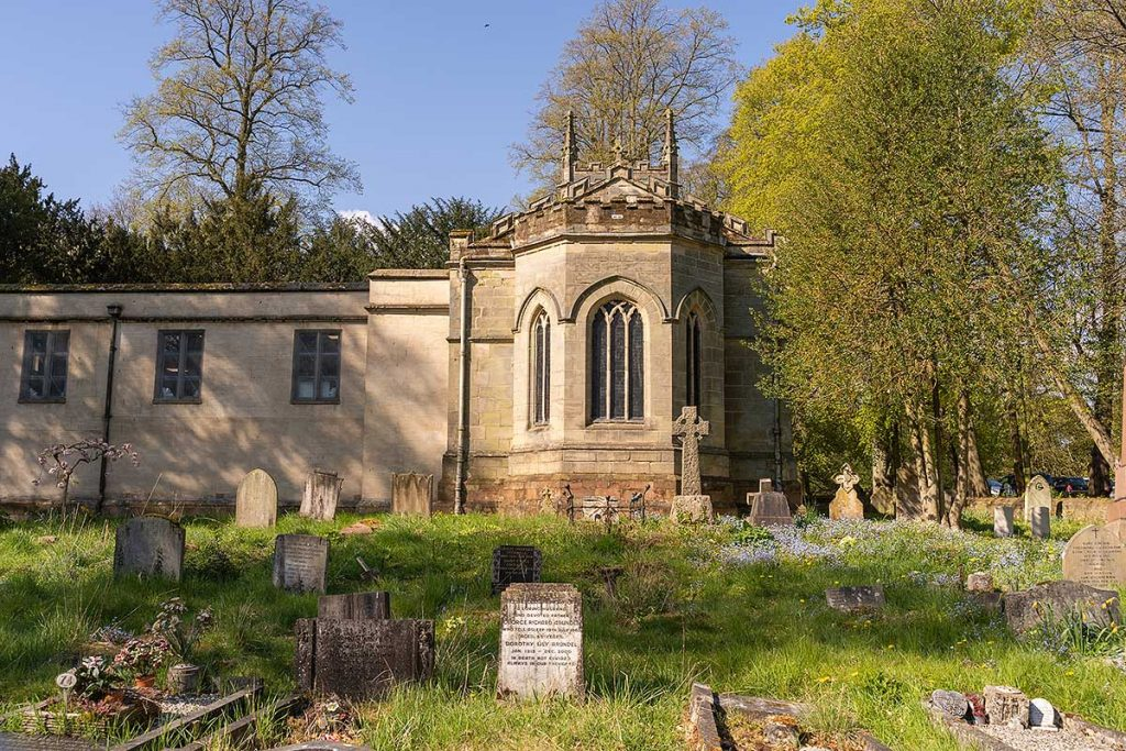 Elmdon Church